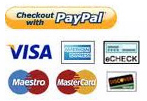 Payment Options-PayPal CCavenue and Bank Transfer.