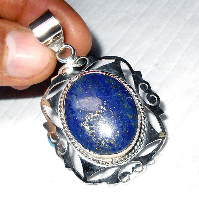 Lapis lazuli c wmp953 fabulous fashion trendy pendants with lapis lazuli c wmp953 fabulous fashion trendy pendants with silver plating ger aloadofball Image collections