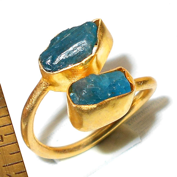 Aqua B - BSR920-Glorious Fashion Rings Adjustable