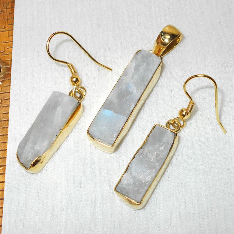 1c088eabf Vintage fashion costume wholesale pendant & Earrings Set