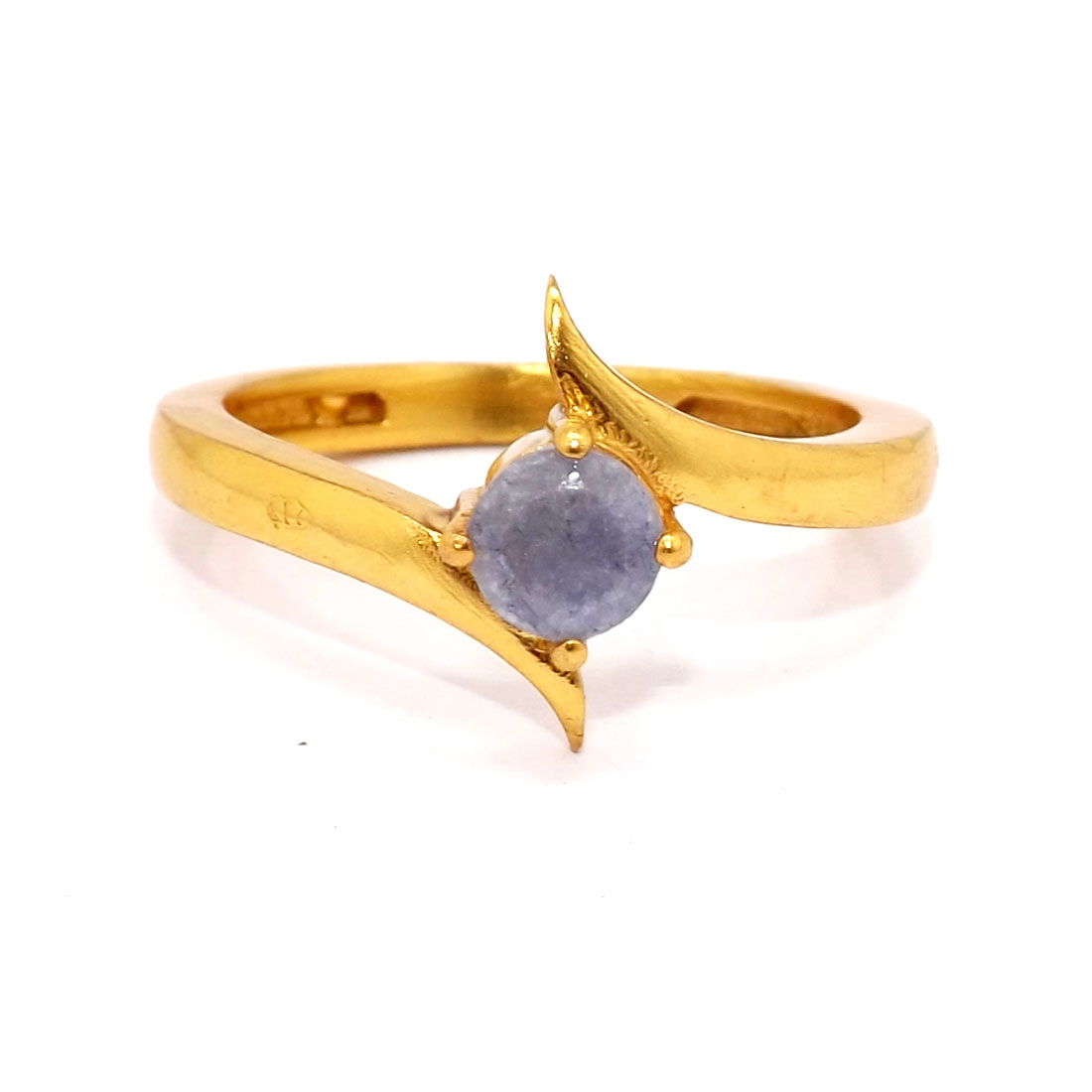 corundum dotted signet ring en rings oval